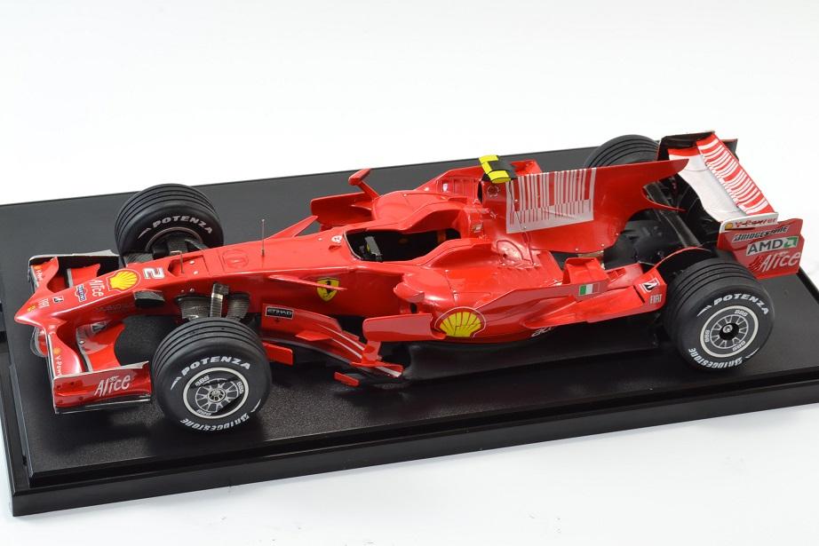 1 20 F1模型 Pole Position Ferrari フェラーリf2008